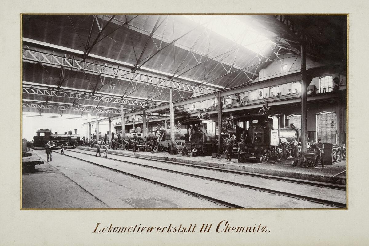 Lokomotivwerkstatt III Chemnitz / 20160225174308