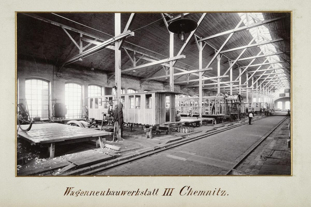 Wagenneubauwerkstatt III Chemnitz / 20160225174309