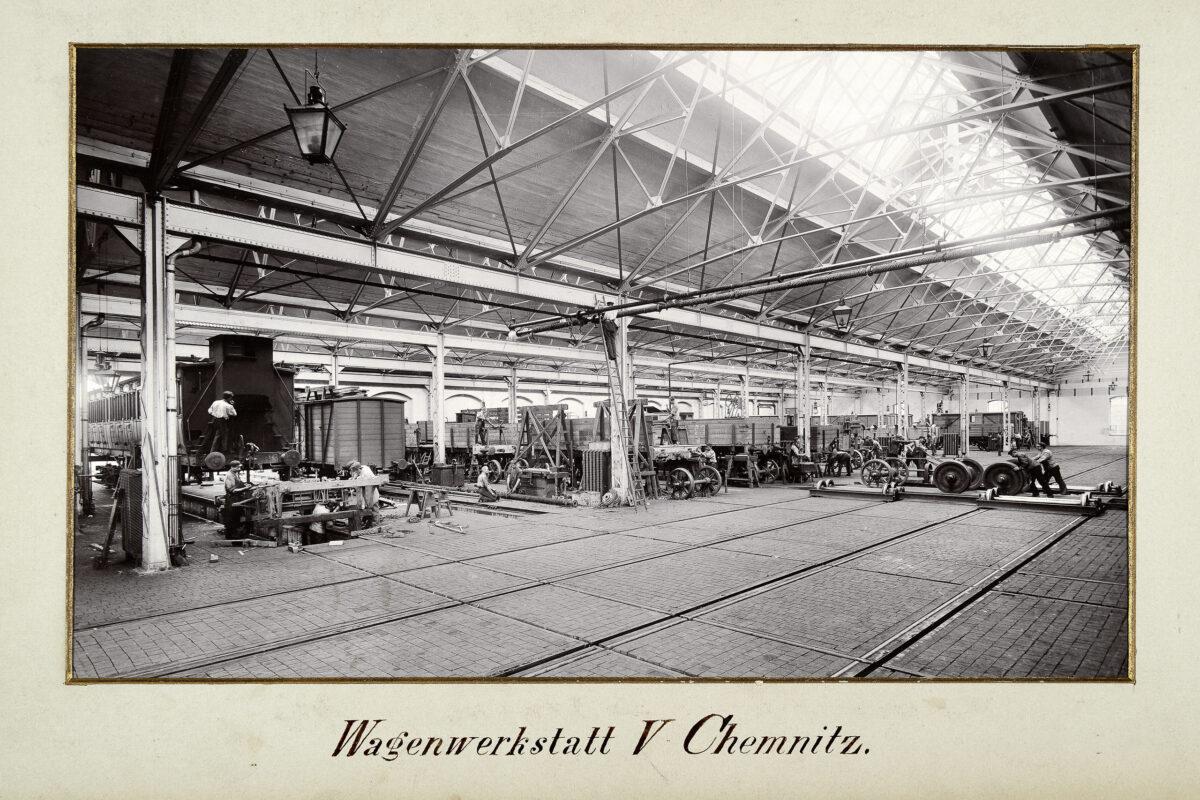 Wagenwerkstatt V Chemnitz / 20160225174310