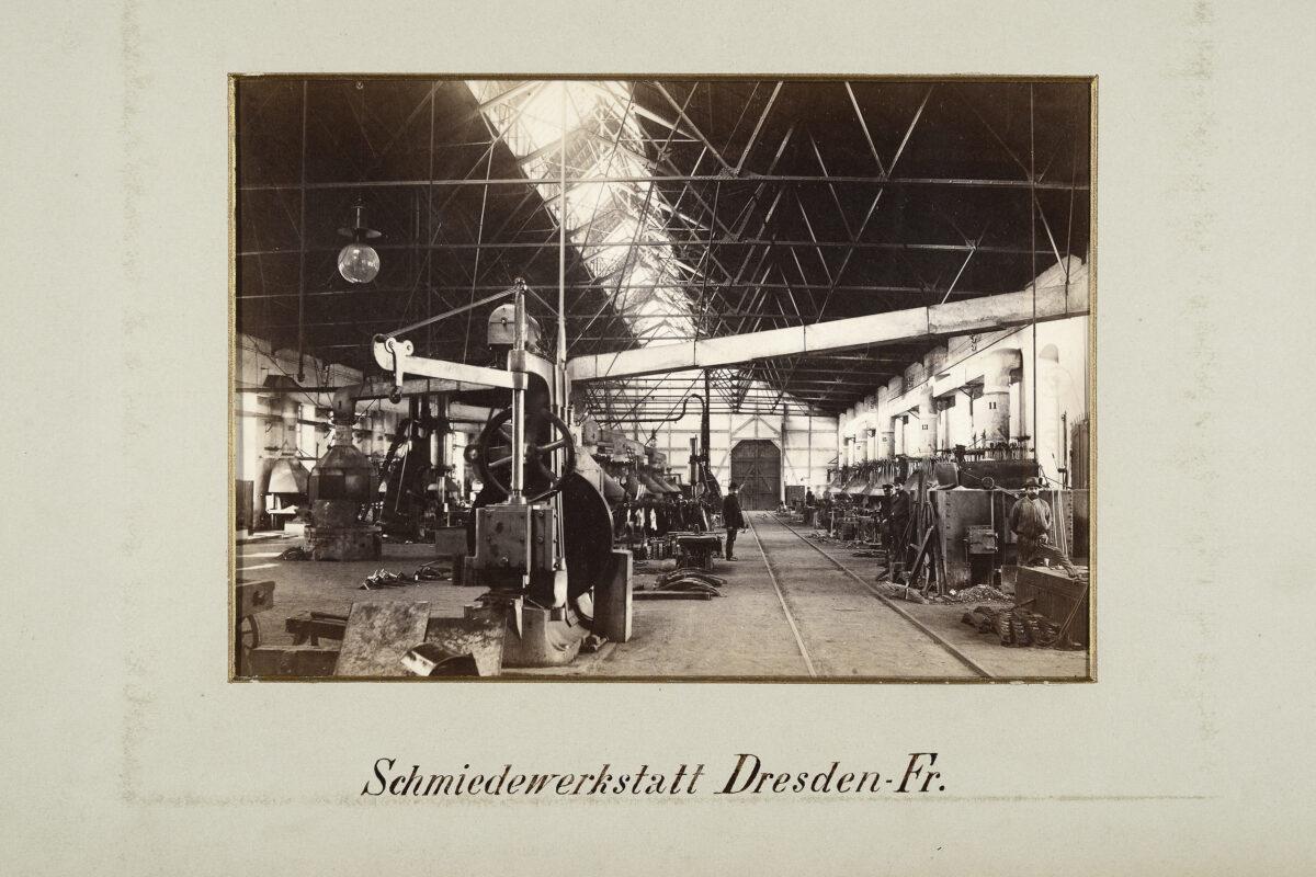 Schmiedewerkstatt Dresden-Friedrichstadt / 20160225174312