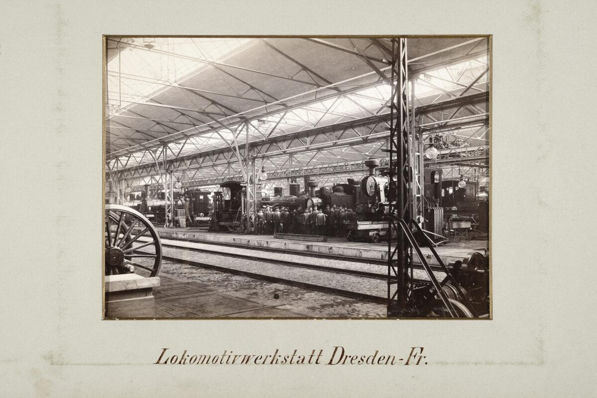 Lokomotivwerkstatt Dresden-Friedrichstadt / 20160225174315