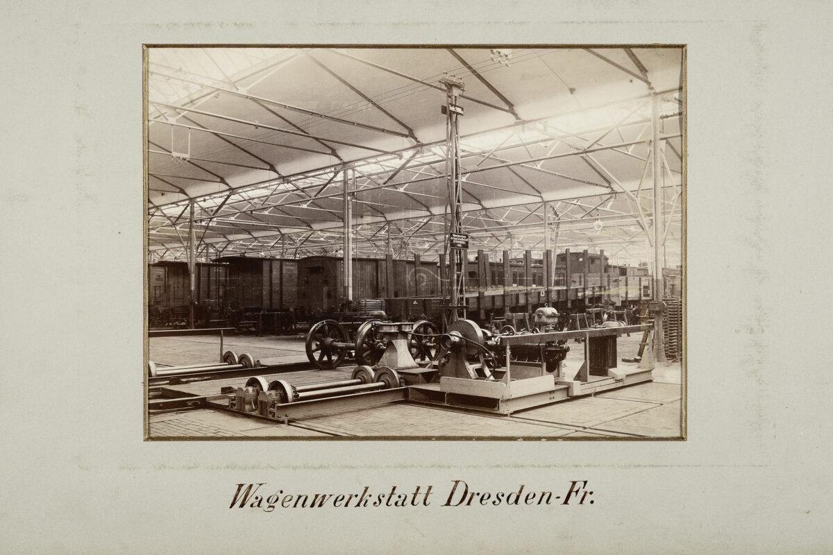 Wagenwerkstatt Dresden-Friedrichstadt / 20160225174316