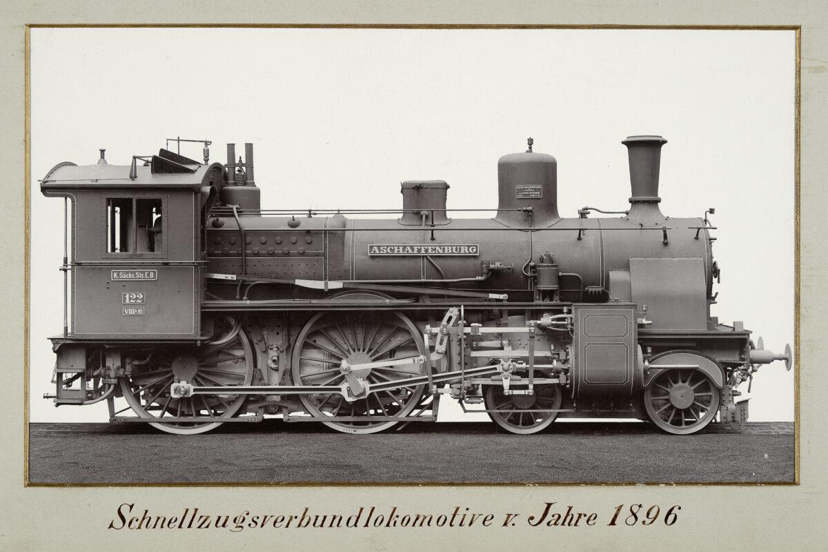 Schnellzugsverbundlokomotive vom Jahre 1896 / 20160225174318