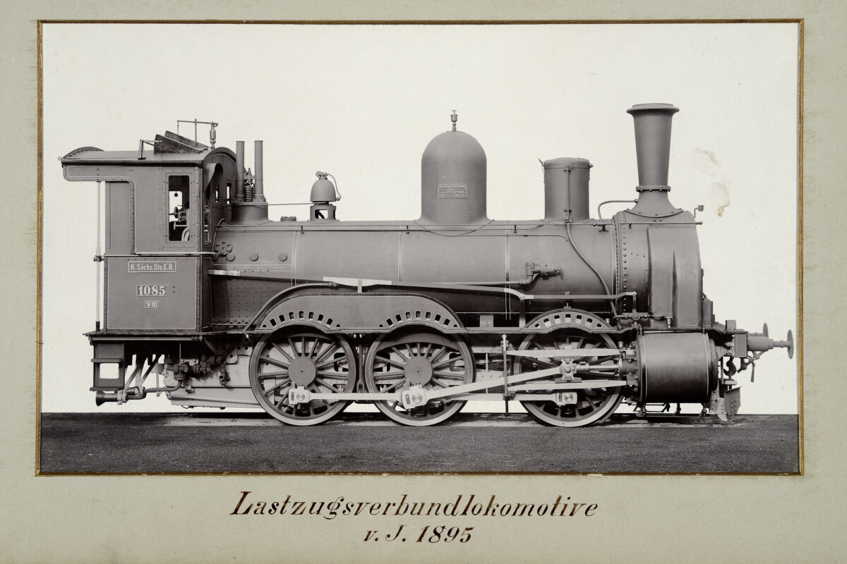 Lastzugsverbundlokomotive vom Jahre 1895 / 20160225174323