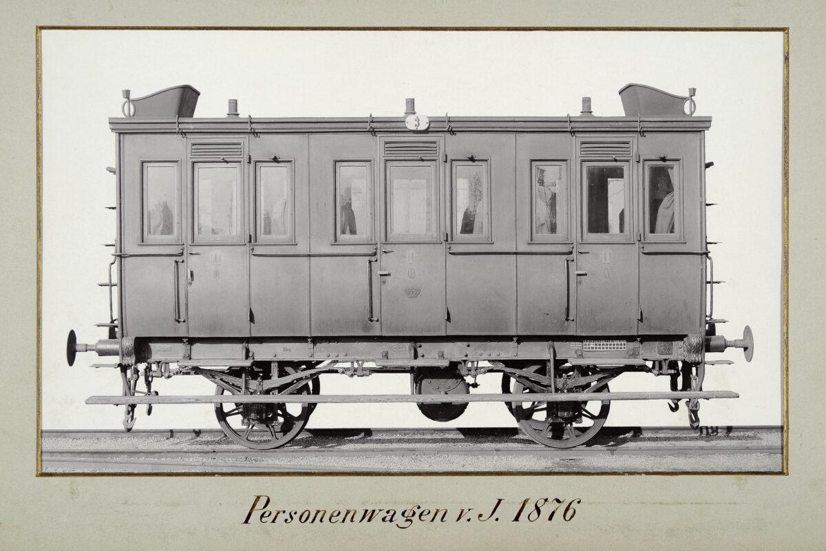 Personenwagen vom Jahre 1876 / 20160225174328