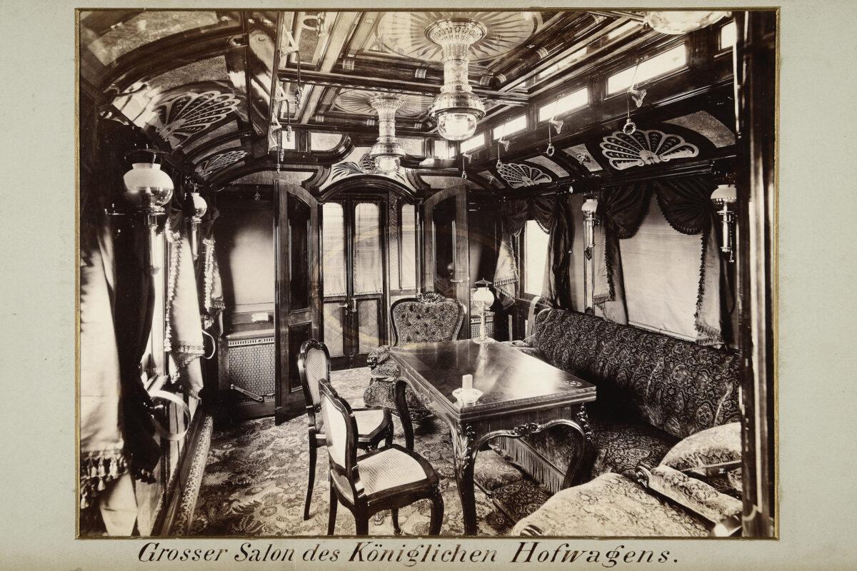 Grosser Salon des Königlichen Hofwagens / 20160225174333