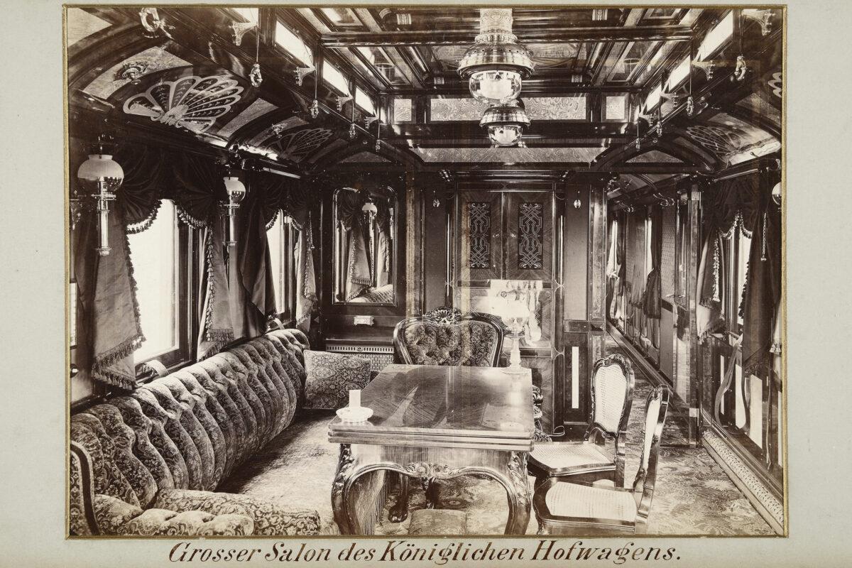 Grosser Salon des Königlichen Hofwagens / 20160225174334