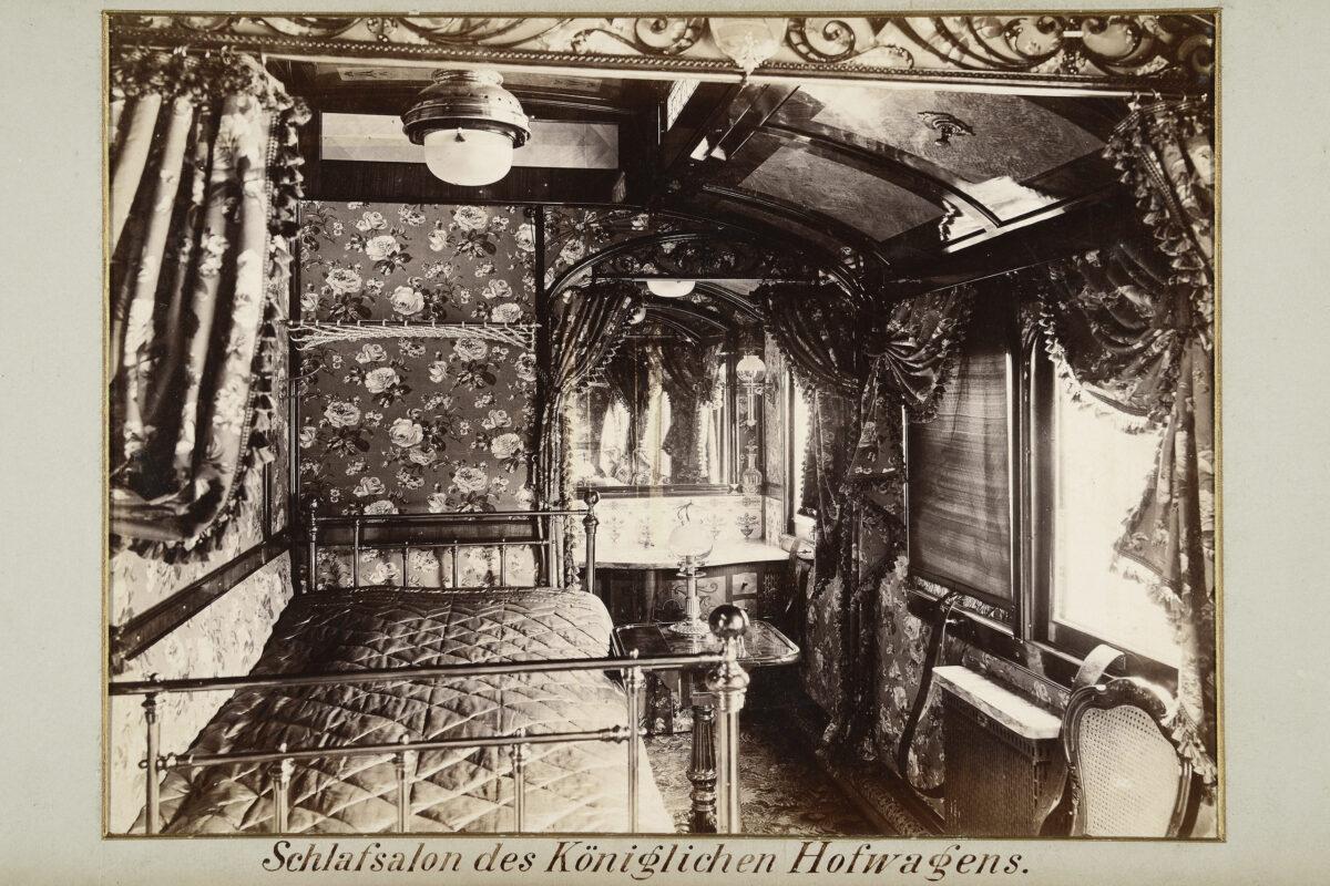 Schlafsalon des Königlichen Hofwagens / 20160225174335