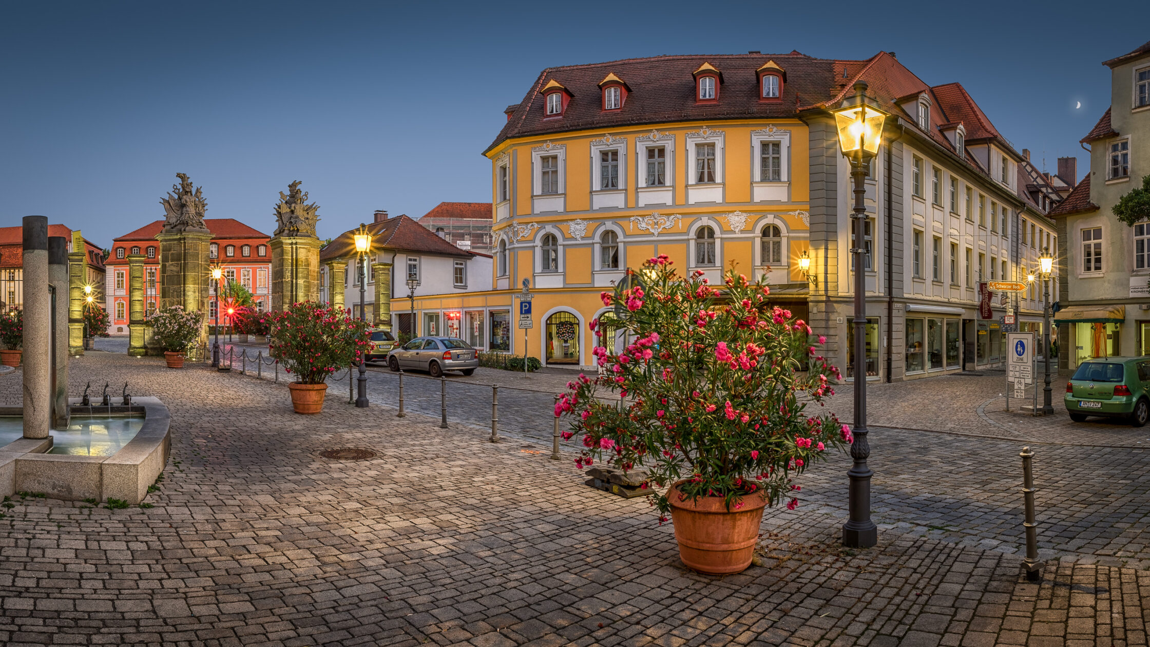 Karl-Burkhardt-Platz Ansbach / 20160907200739