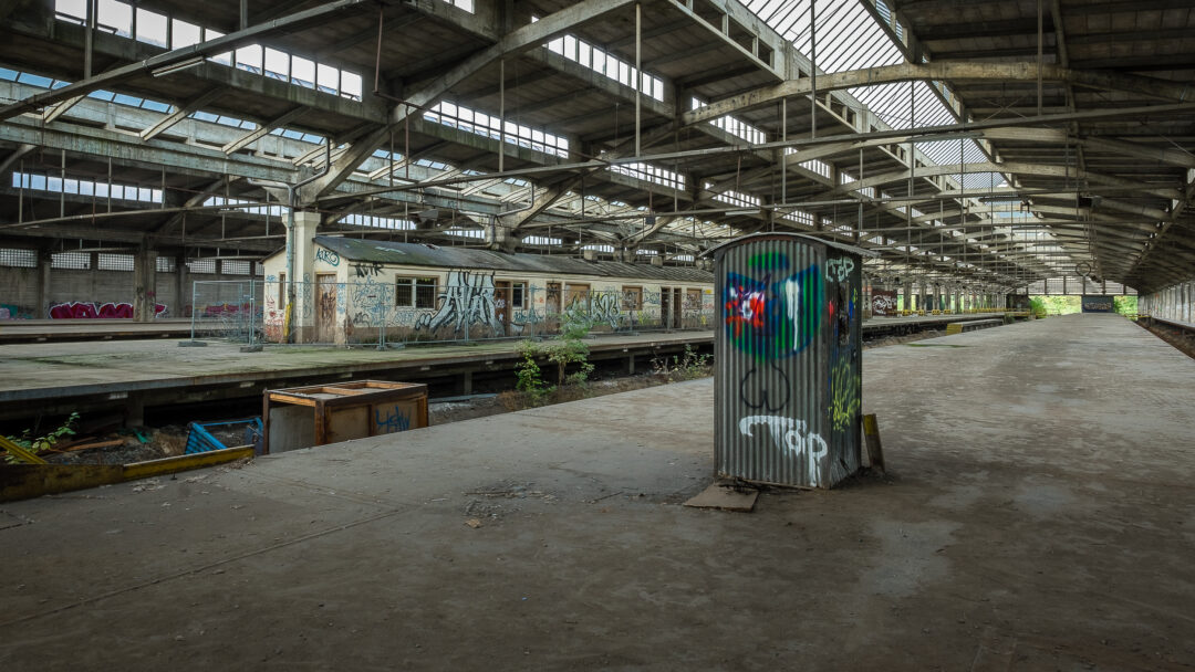 Güterbahnhof / 20161001145849