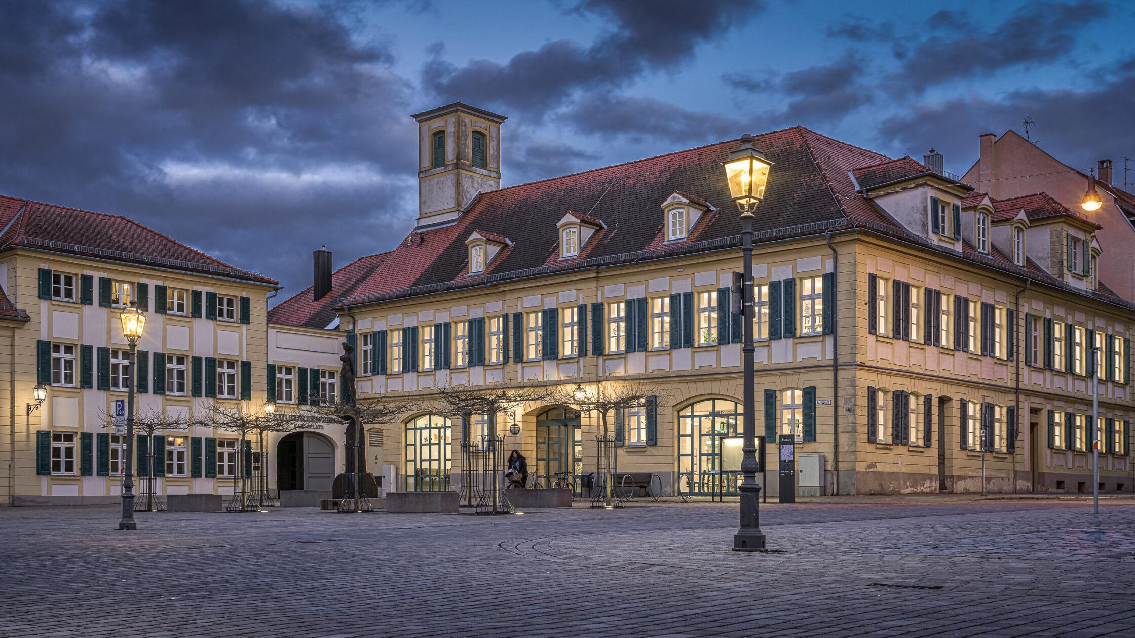 Stadtbücherei Ansbach / 20200220180204