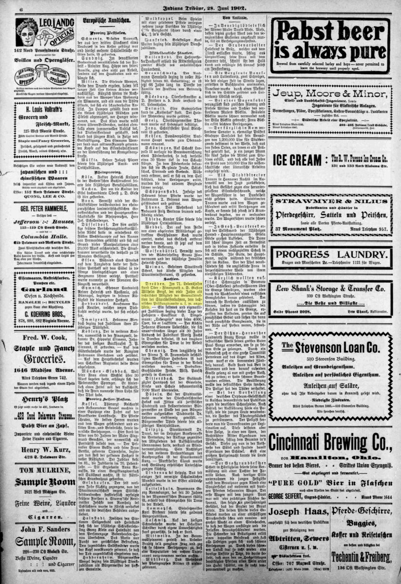 Indiana Tribune 28.06.1902 / 20200308183412