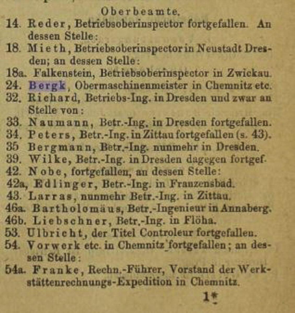 Zeitung des Vereins Deutscher Eisenbahn Verwaltungen 24.02.1873 B / 20200308183429