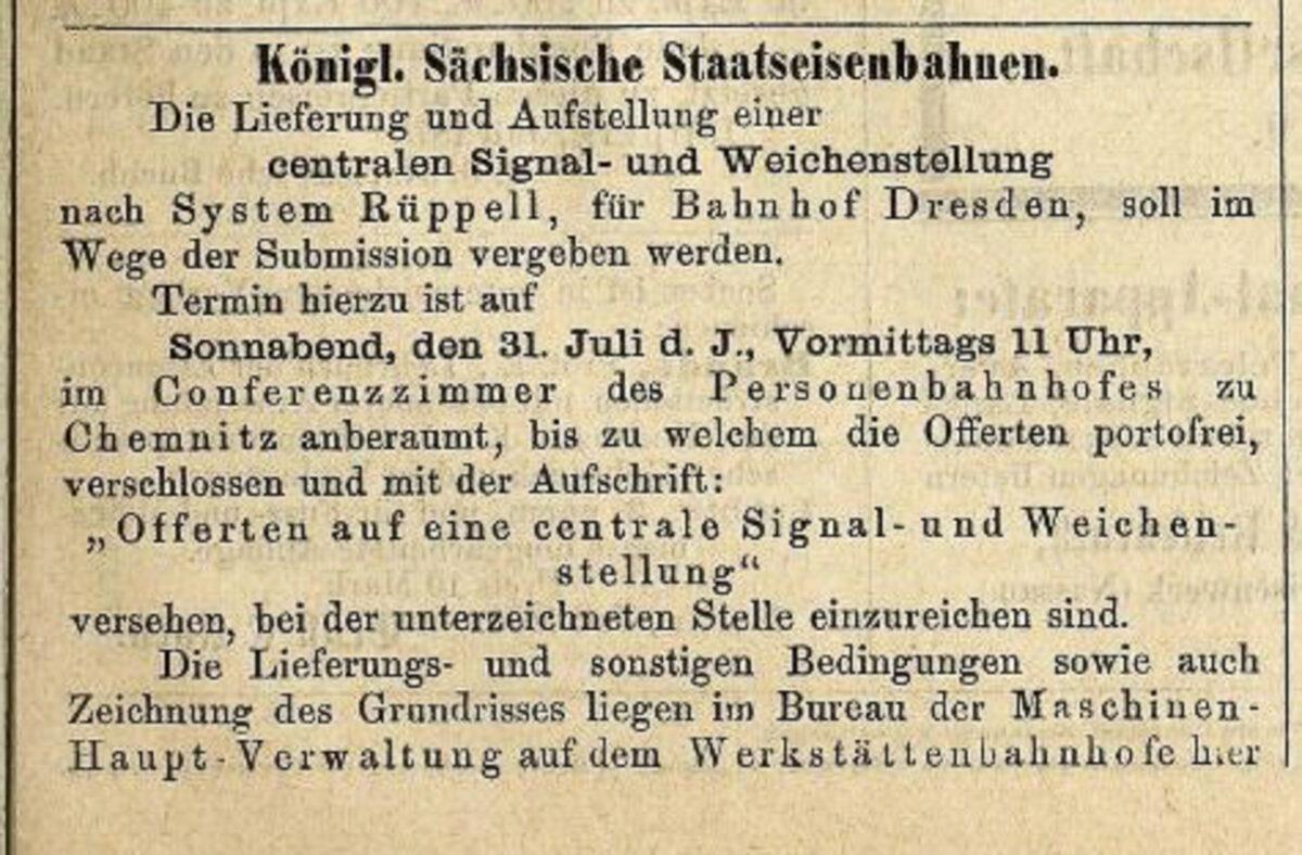 Zeitung des Vereins Deutscher Eisenbahn Verwaltungen 02.07.1875 I / 20200308183439
