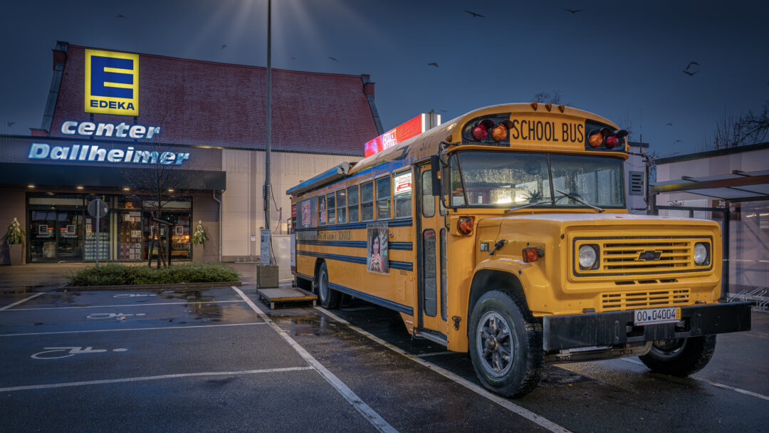Chevrolet Blue Bird School Bus / 20201225075938