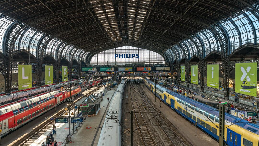Hauptbahnhof Hamburg / 20210806102704